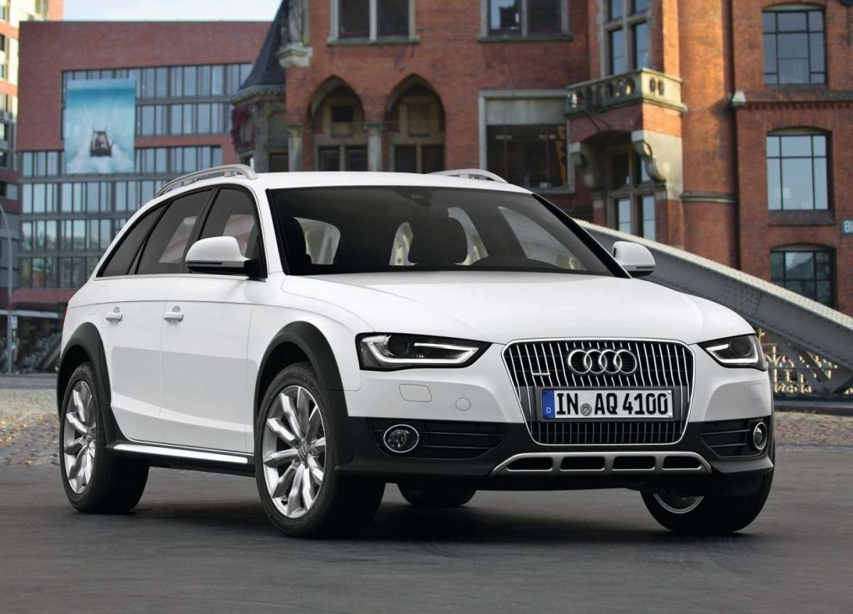 Audi A4 Allroad Restyling