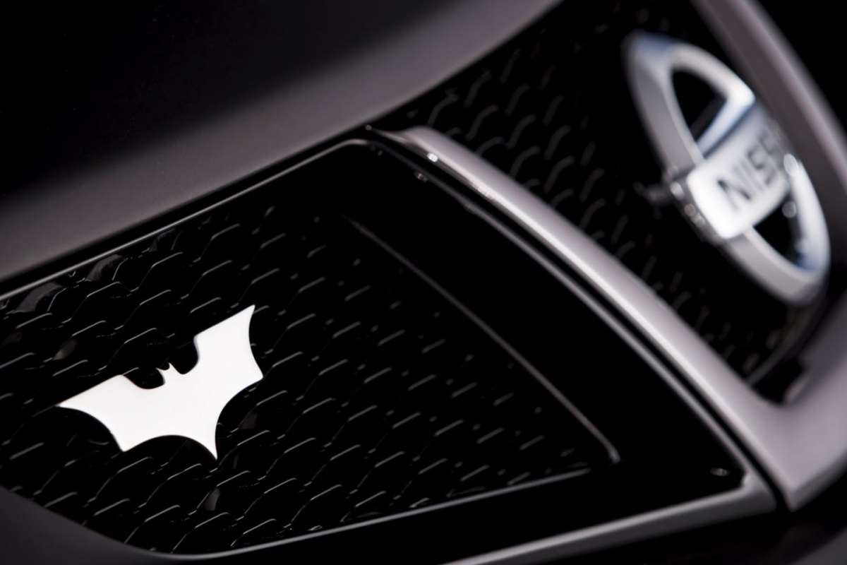 Nissan Juke Nismo Dark Knight Rises Batman