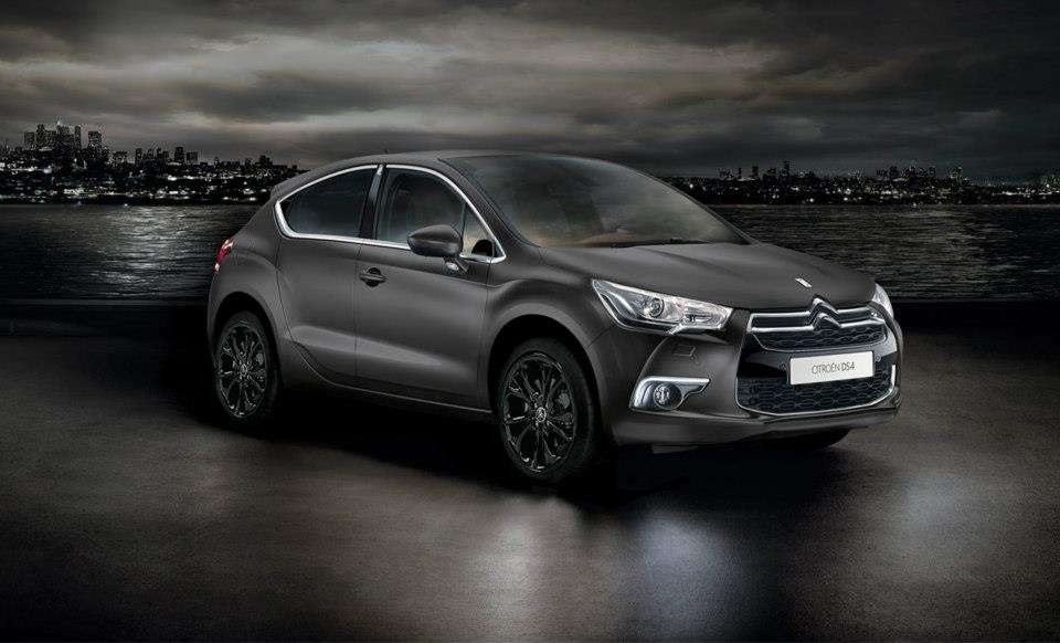 Citroen DS4 Just Matt, foto
