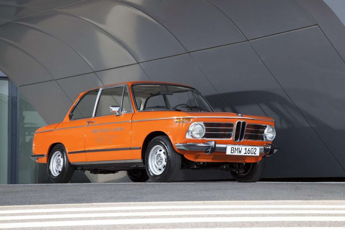 BMW 1602 Electric