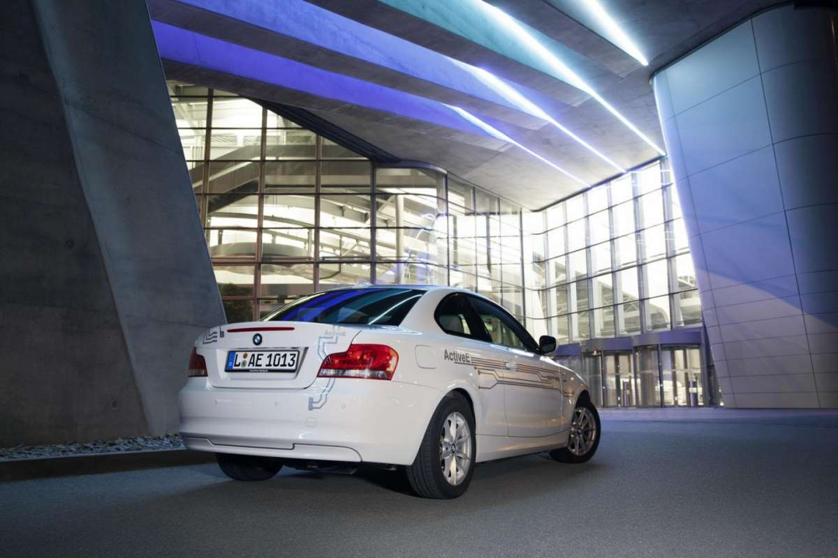 BMW ActiveE coda