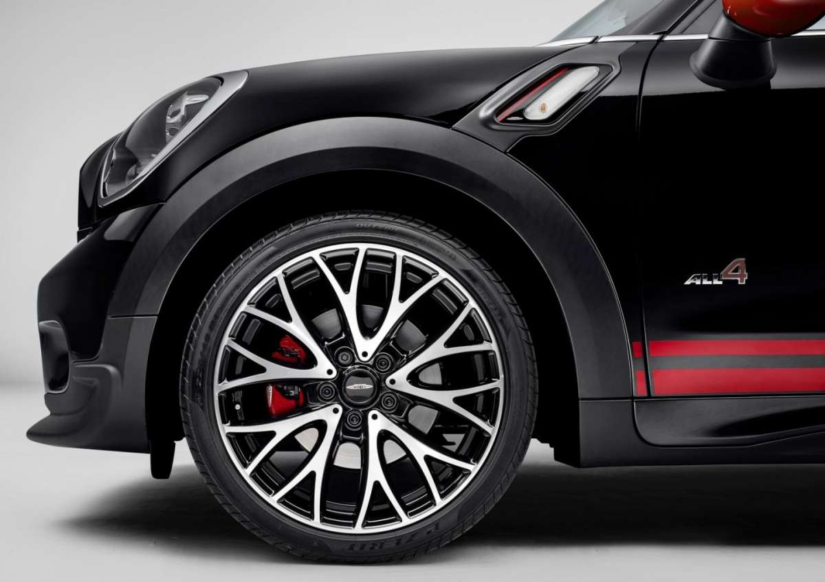 MINI Paceman John Cooper Works cerchio