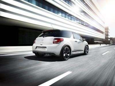 Citroen DS3 Racing posteriore
