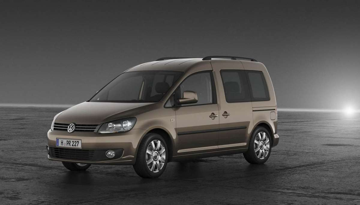 Volkswagen Caddy 2011 facelift