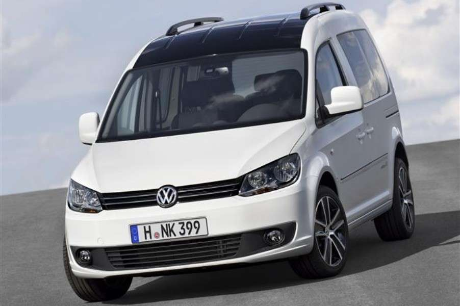 Volkswagen Caddy Edition 30 frontale