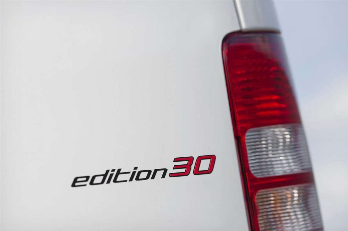 Volkswagen Caddy Edition 30 logo