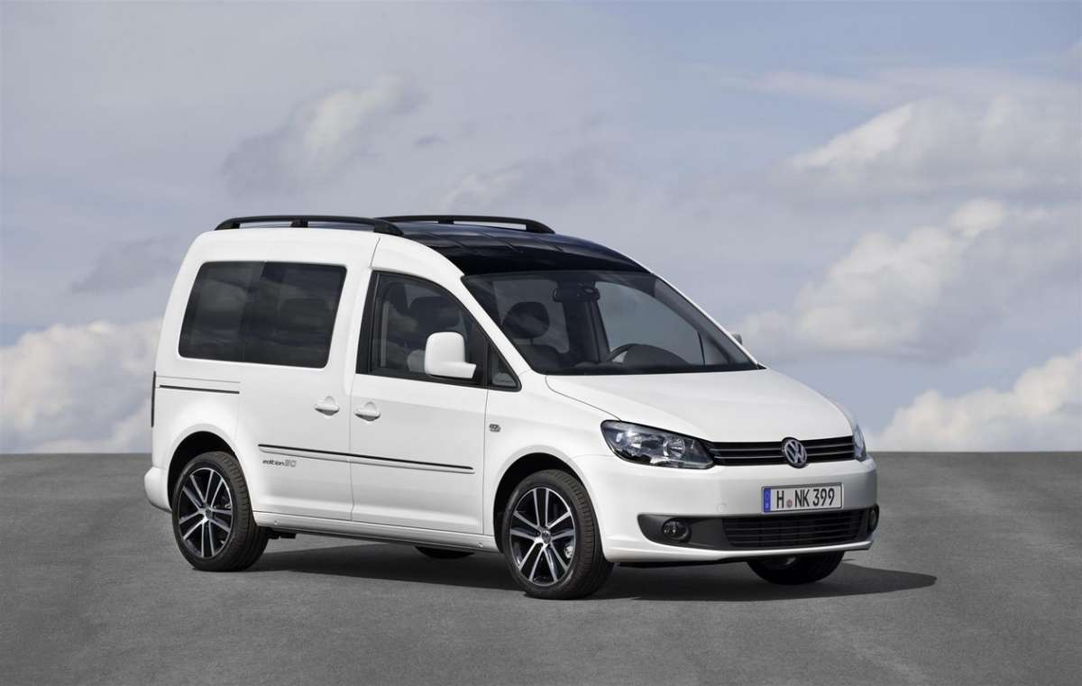 Volkswagen Caddy Edition 30 muso