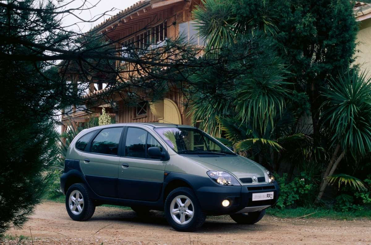 Renault Scenic RX4 muso 2