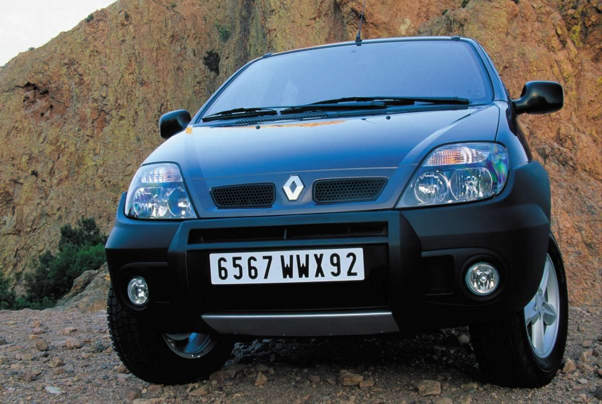 Renault Scenic RX4 muso