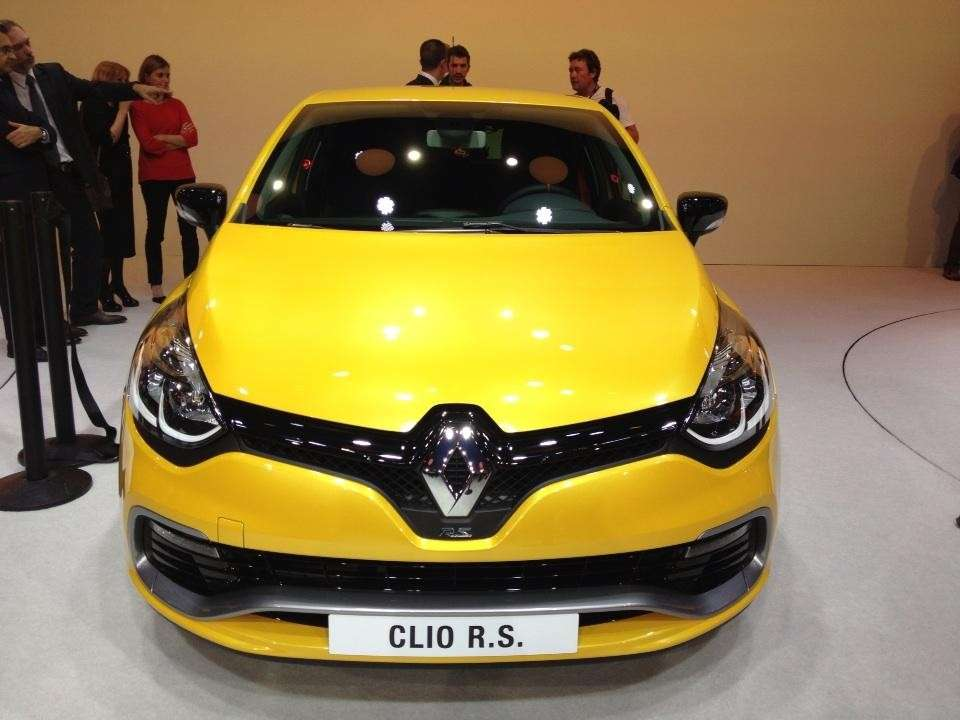 Renault Clio RS 2013 muso