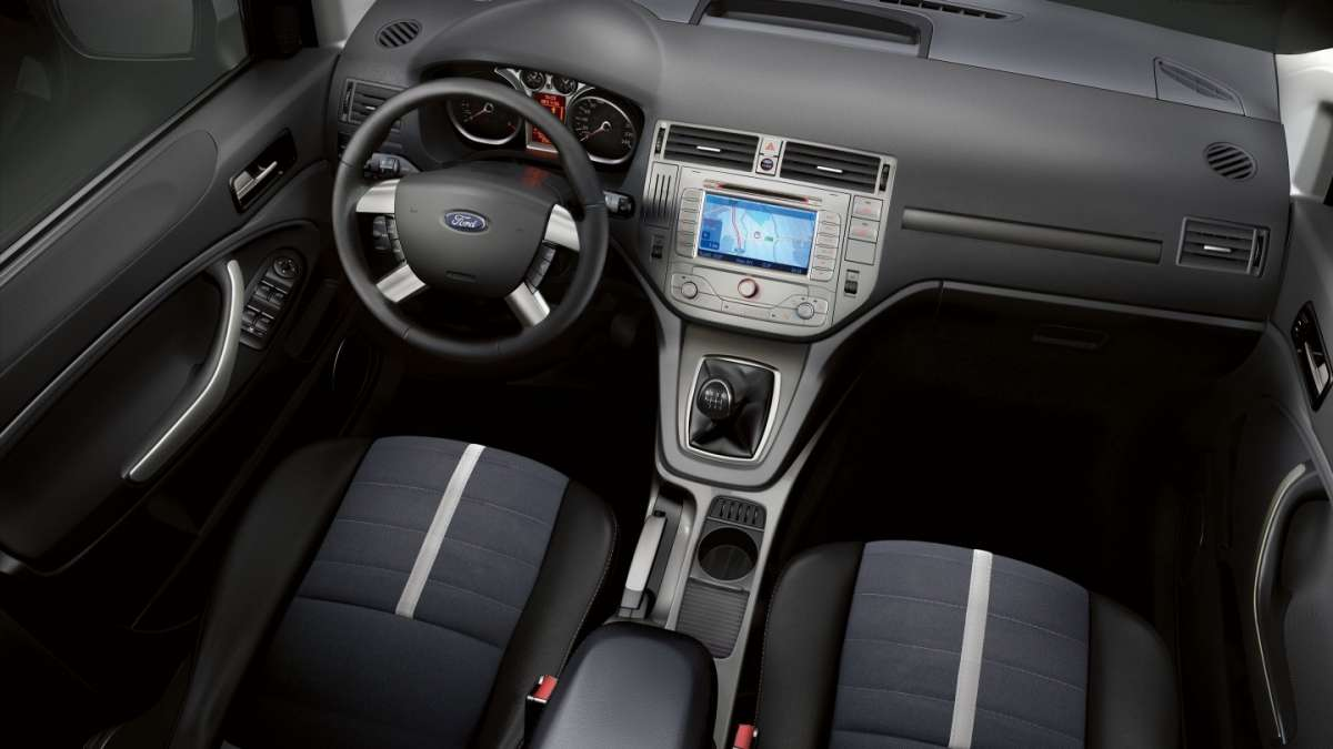ford kuga interni