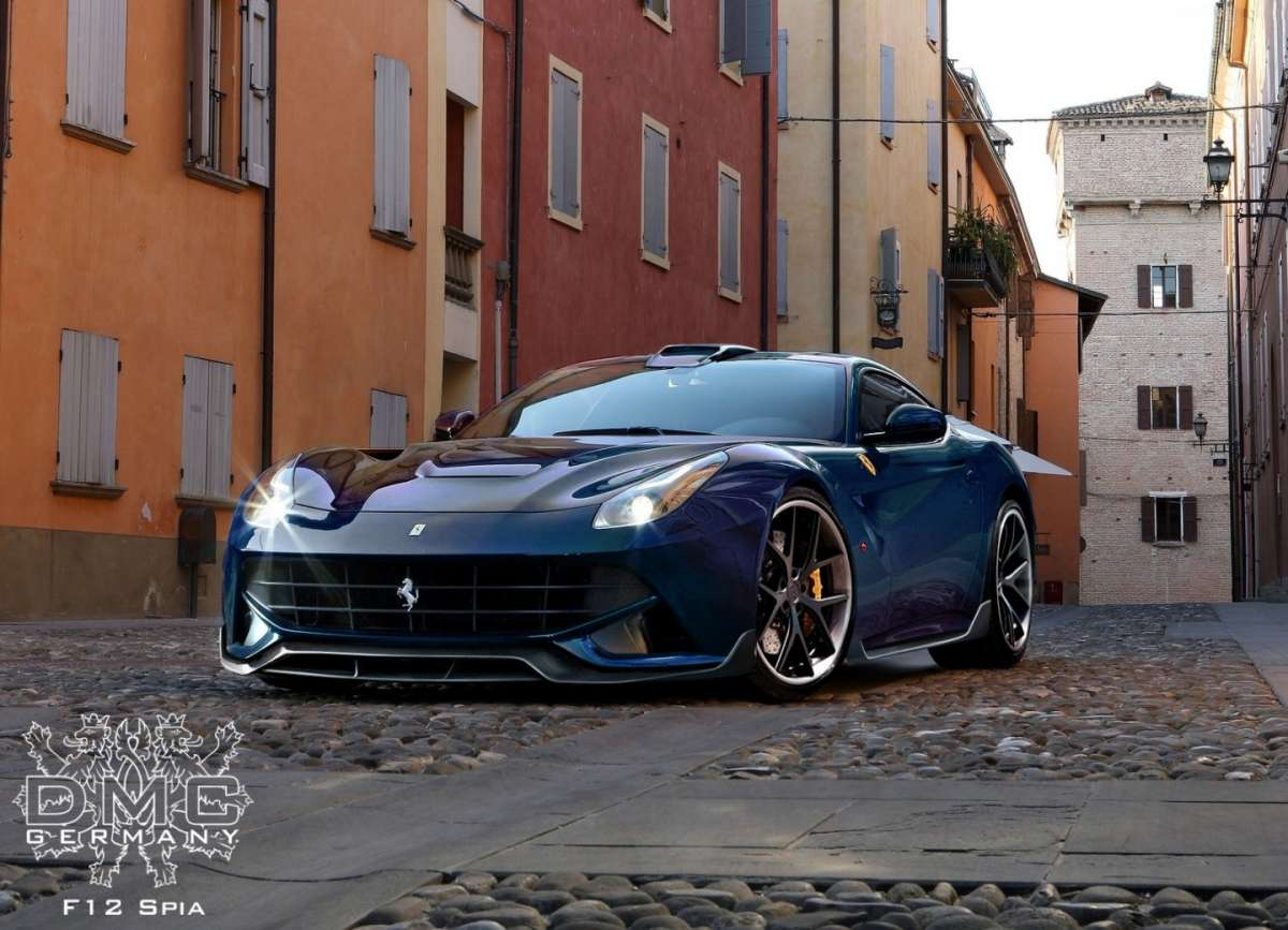 Ferrari F12 Berlinetta Spia by DMC