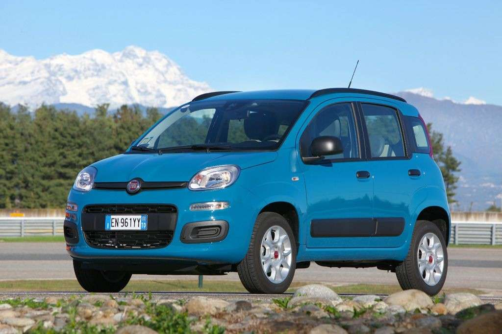 Fiat Panda 2012 Natural Power muso