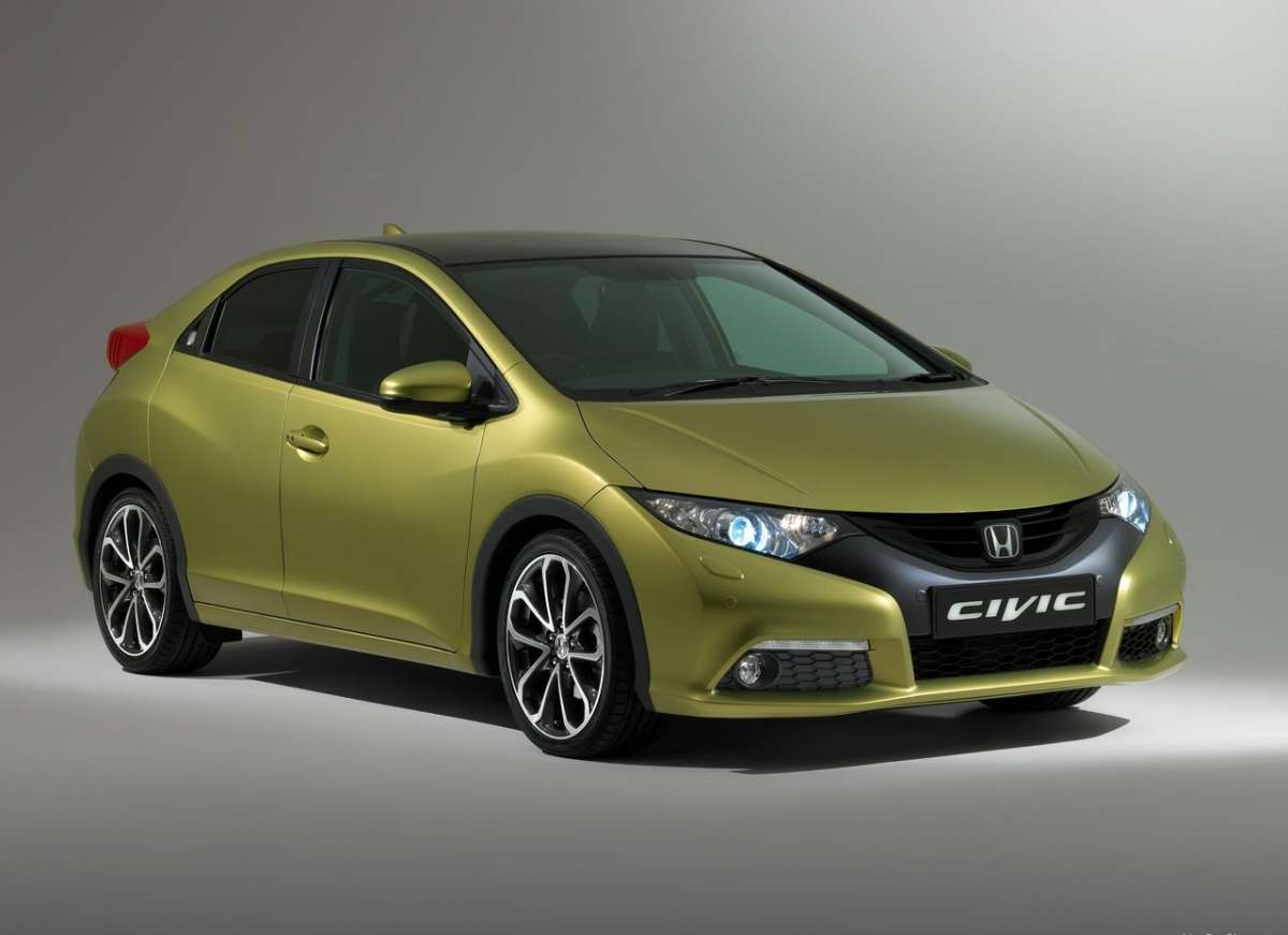 Honda Civic, foto