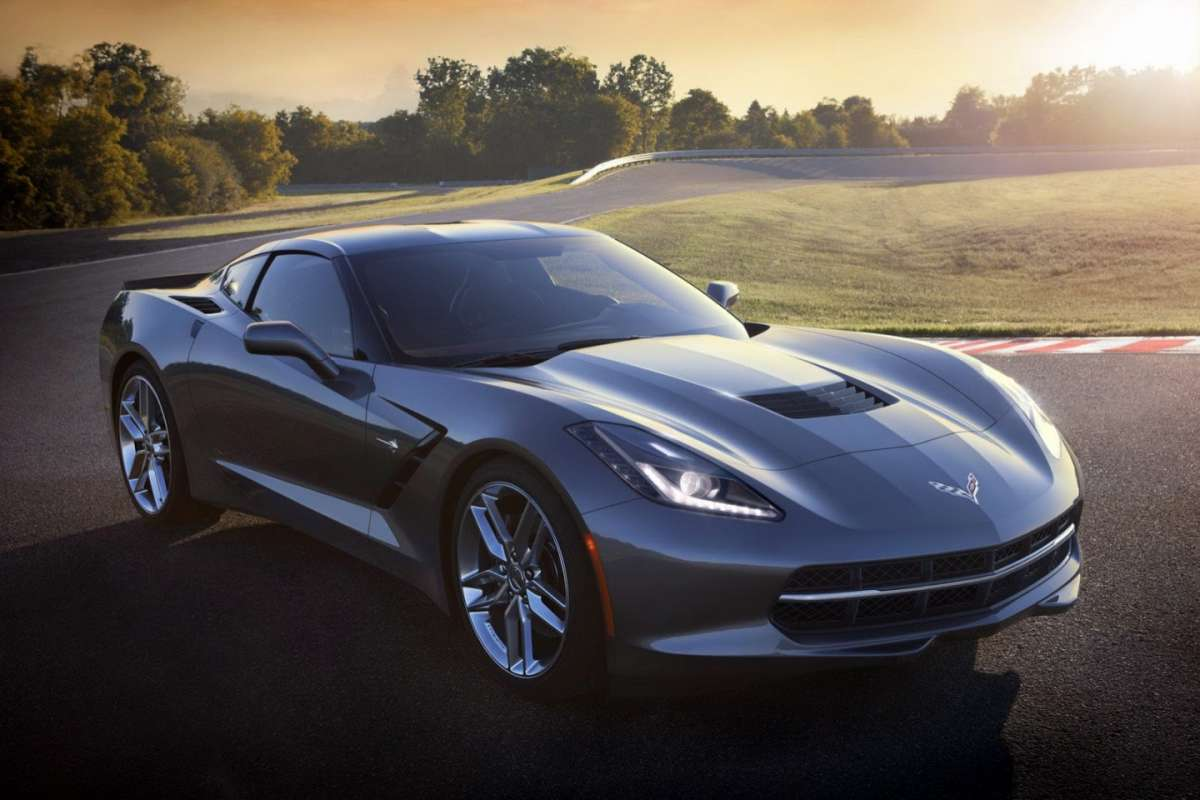 Nuova Corvette Stingray C7 2013