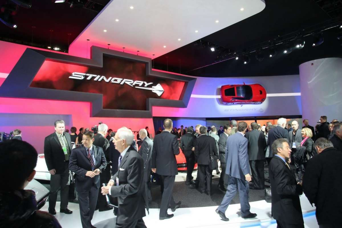 Stand Chevrolet