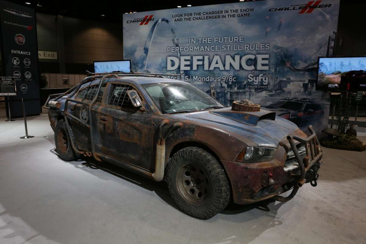 Dodge Charger Defiance