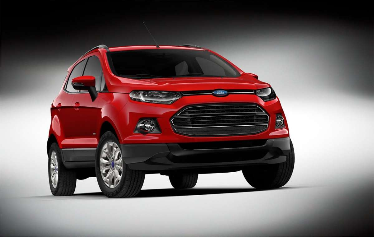 Ford EcoSport muso 4