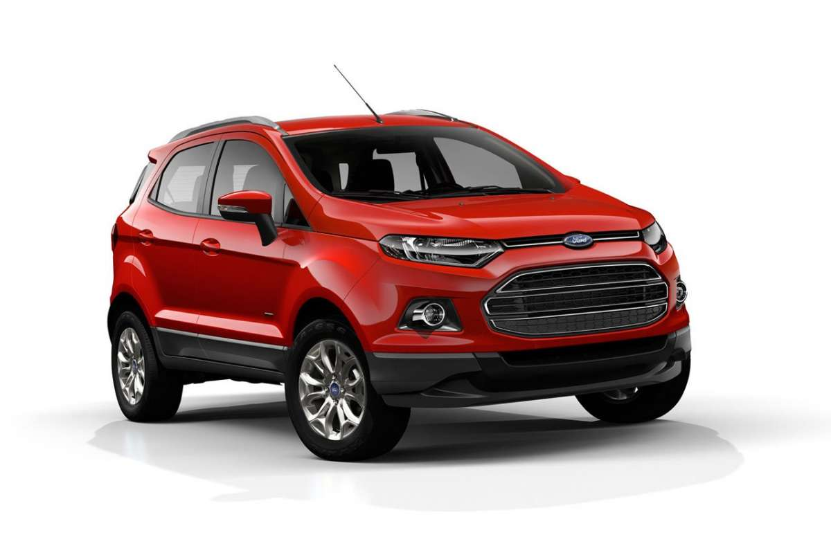Ford EcoSport muso 5