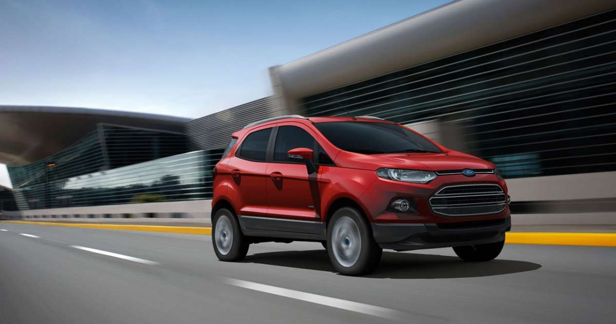 Ford EcoSport muso