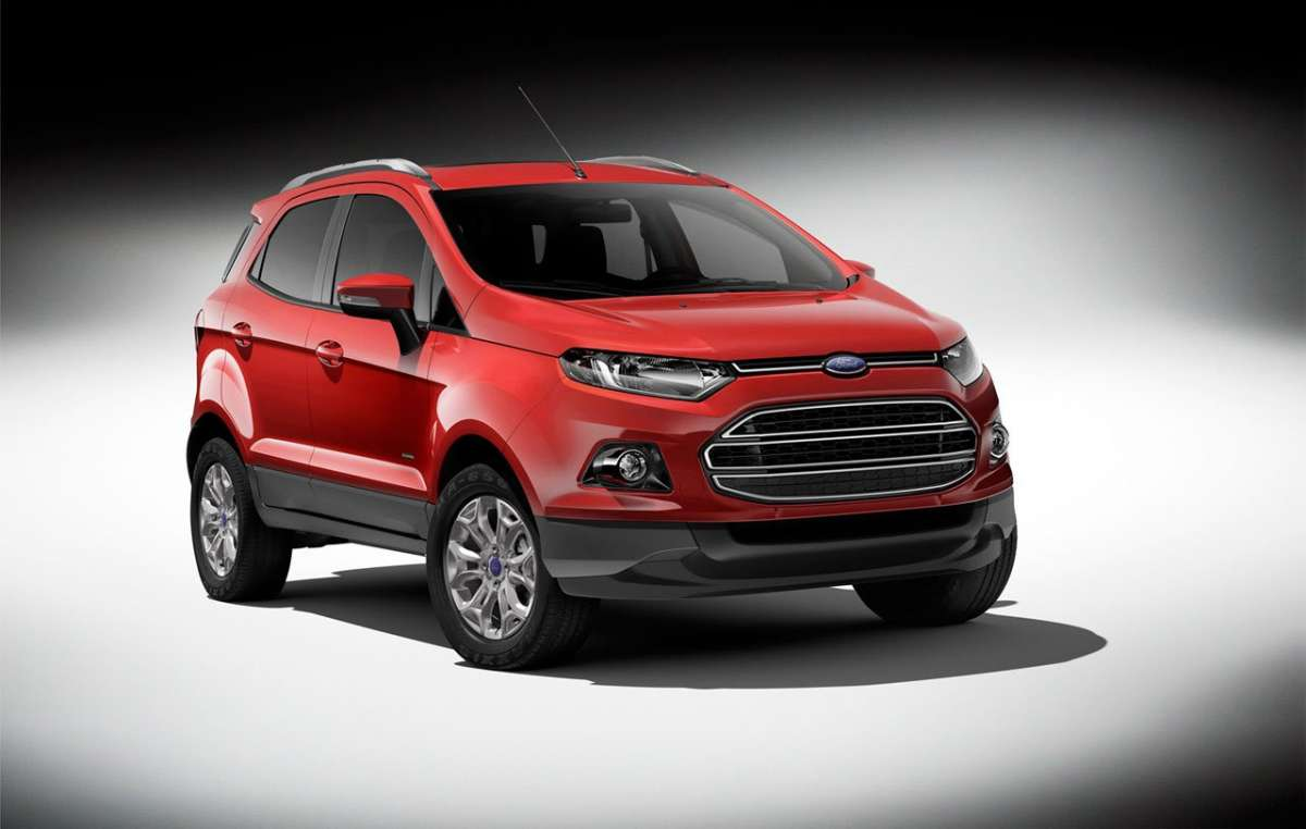 Ford EcoSport muso 2