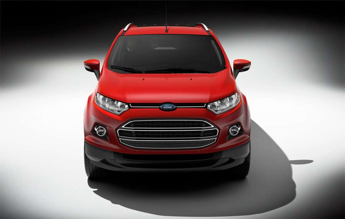 Ford EcoSport muso 3