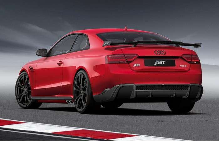 ABT RS5-R posteriore
