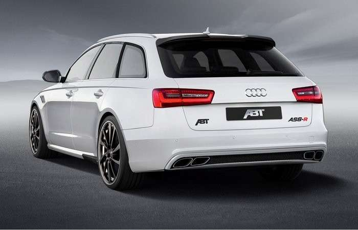 ABT RS6-R posteriore