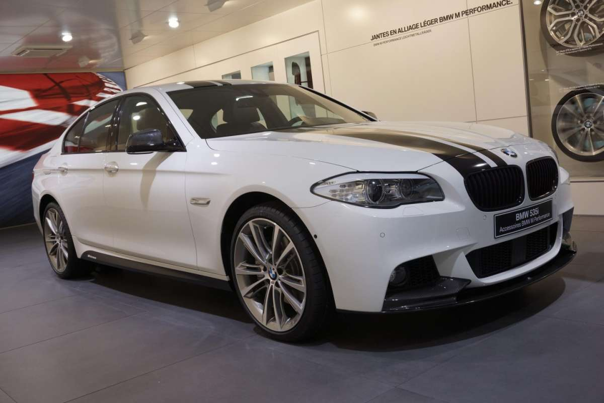 Bmw 535i M Performance