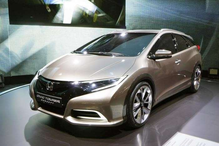 Civic Wagon Ginevra