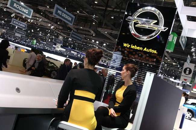 Stand opel