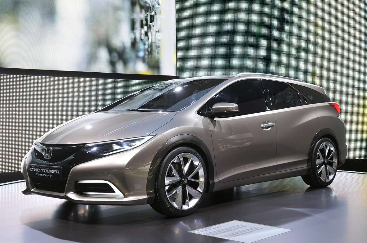 Honda Civic Tourer Salone di Ginevra 2013