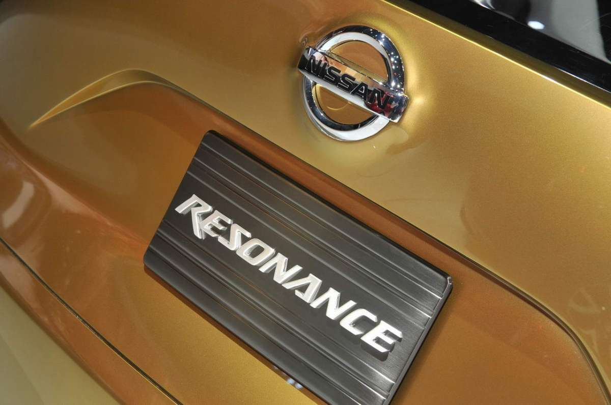 Nissan Resonance logo