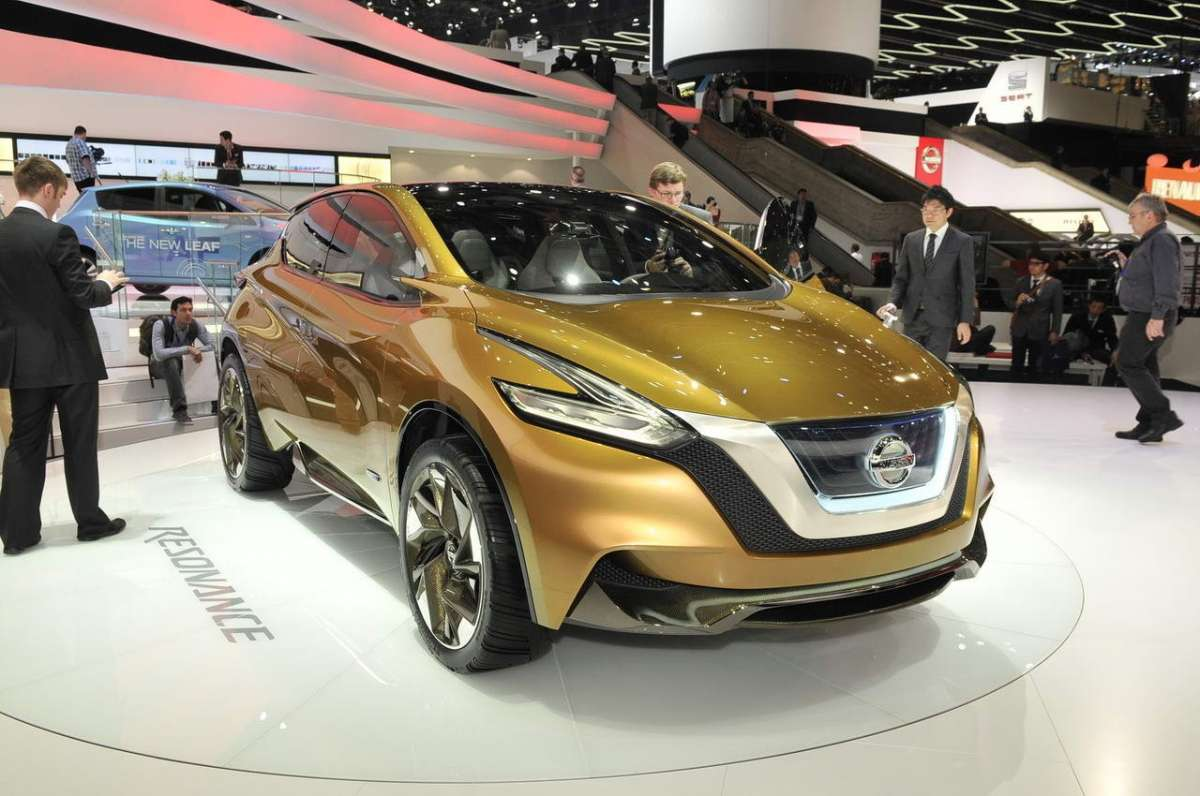 Nissan Resonance Concept al Salone di Ginevra 2013