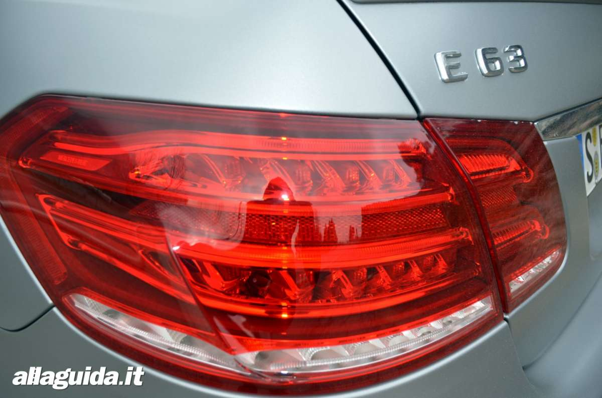 restyling E63 Amg S