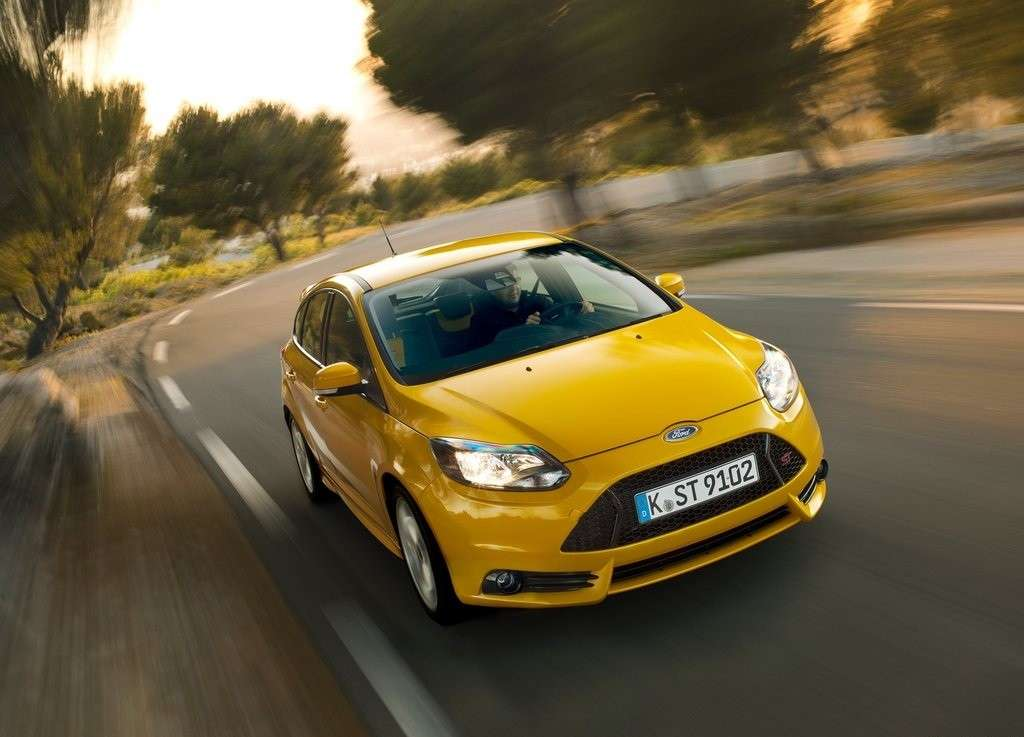 frontale focus st