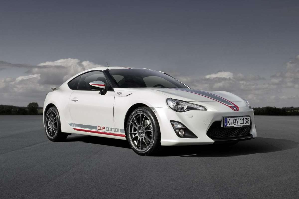 anteriore Toyota GT86 Cup Edition