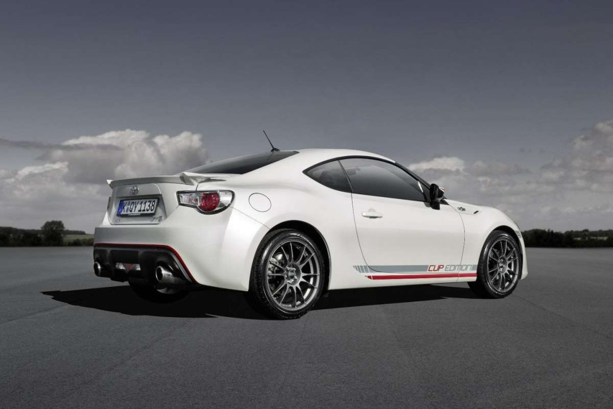 fiancata GT86 Cup Edition