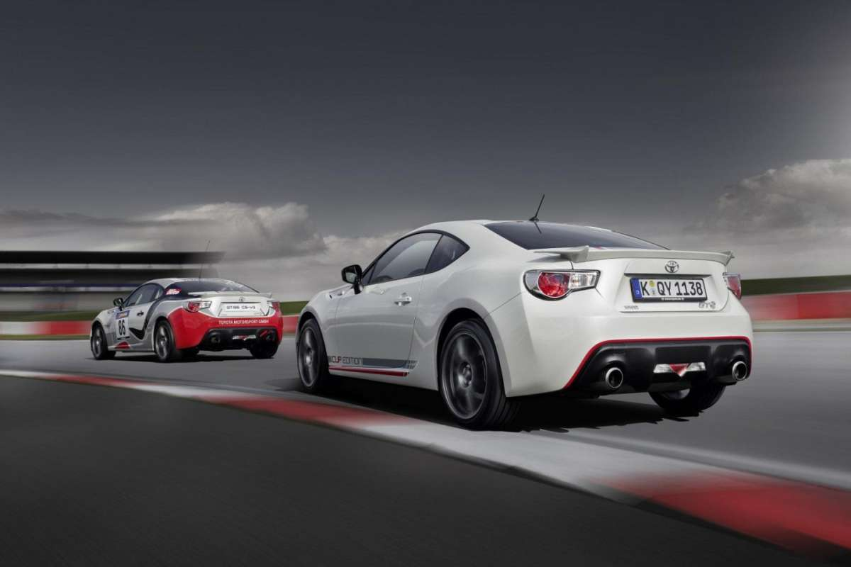 motore Toyota Gt86 Cup Edition