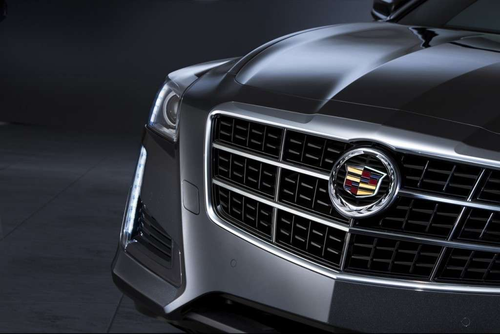 Cadillac CTS, Salone di New York 2013