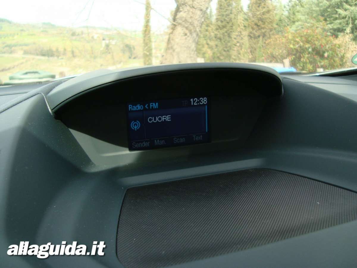 Display autoradio