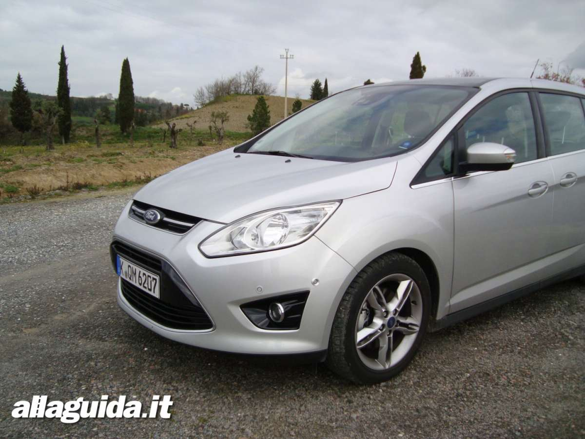 Muso Ford C-Max