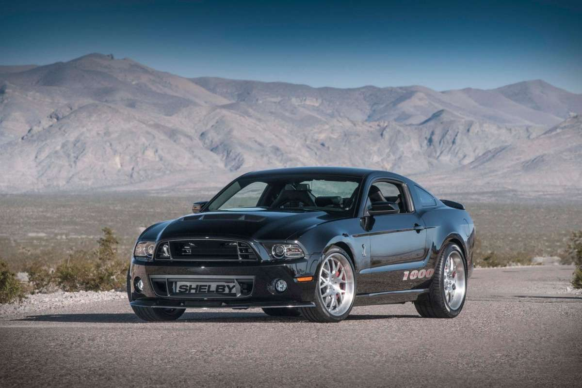 Shelby Mustang 1000 SC