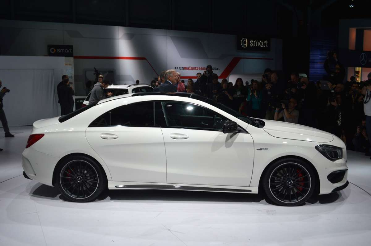 CLA 45 AMG Salone di New York 2013