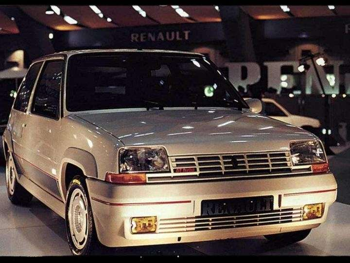 GT Turbo phase 1 bianco panna