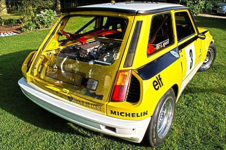 Turbo 2 rally