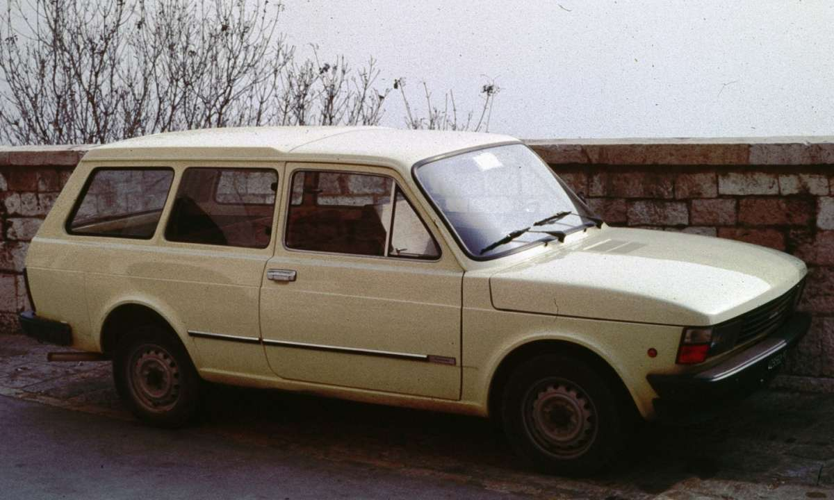 127 Station Wagon