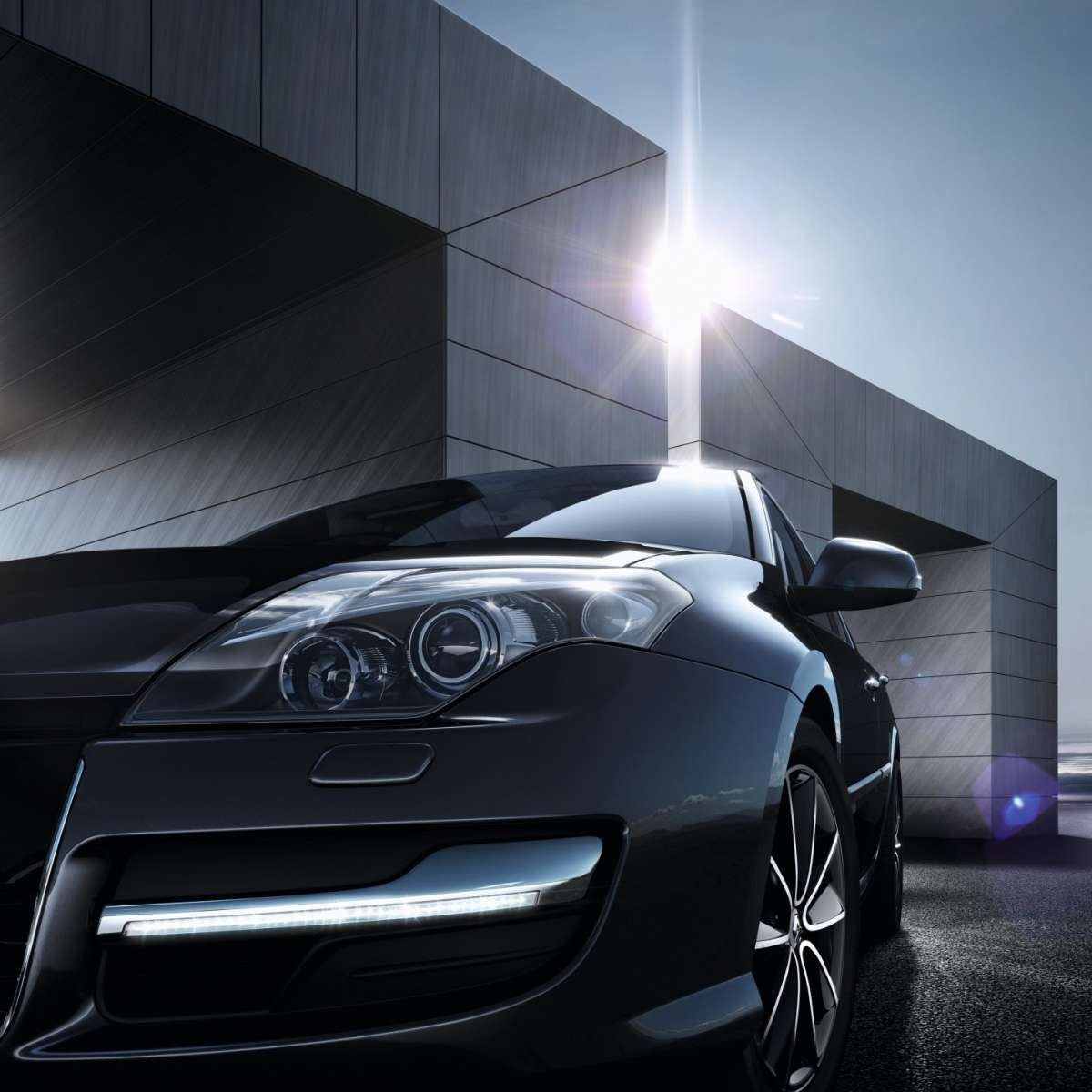 Renault Laguna Collection, led diurn