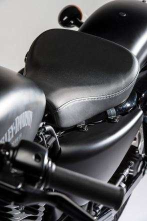 Sella dell'Harley-Davidson Sportster Iron 883 Special Edition