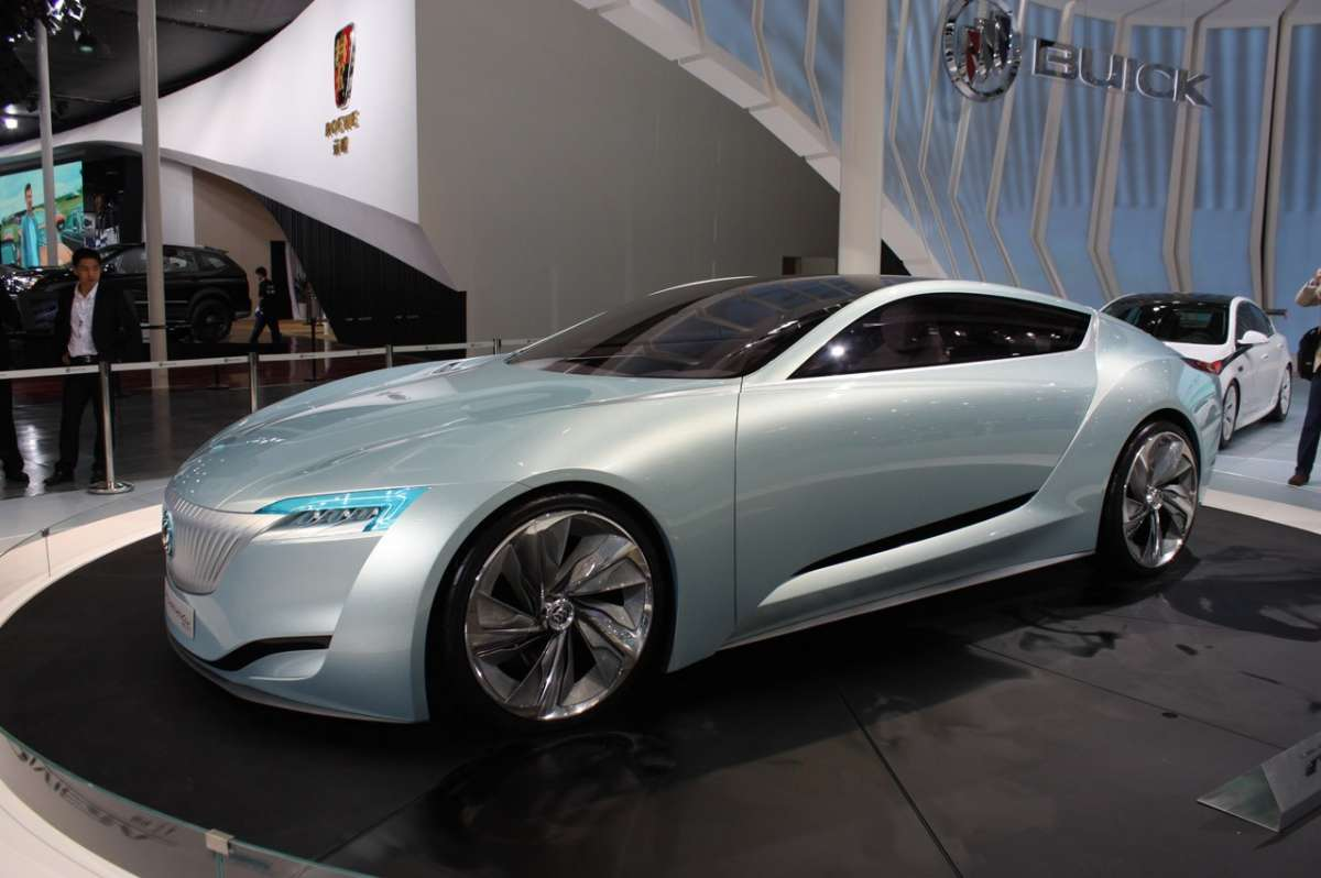 Buick Riviera Concept Shanghai
